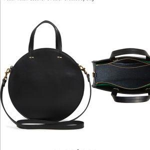 Clare V. Petit Alistair Bag in Black